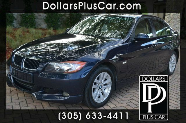 2007 BMW 3 SERIES 328I blue we have financing available for all yours financial needs  you just c