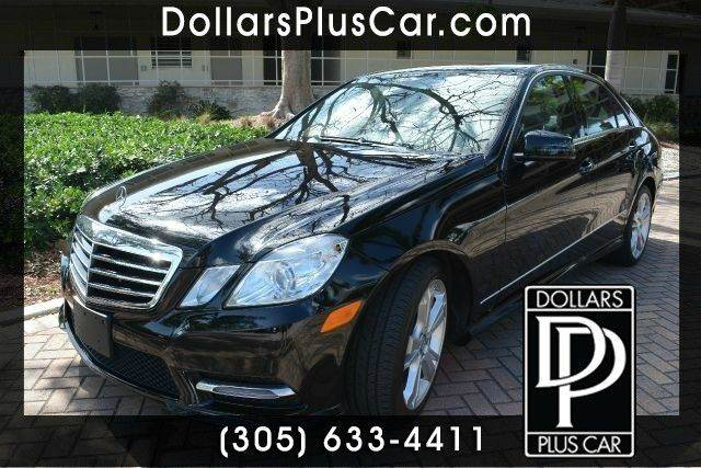 2013 MERCEDES-BENZ E-CLASS E350 LUXURY 4DR SEDAN black dollars plus car truly has the best prices