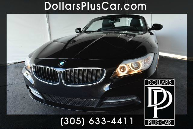 2013 BMW Z4 SDRIVE28I 2DR CONVERTIBLE black dollars plus car truly has the best prices   average