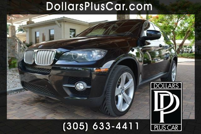 2009 BMW X6 XDRIVE50I AWD SEDAN 4DR black dollars plus car truly has the best prices   average ma