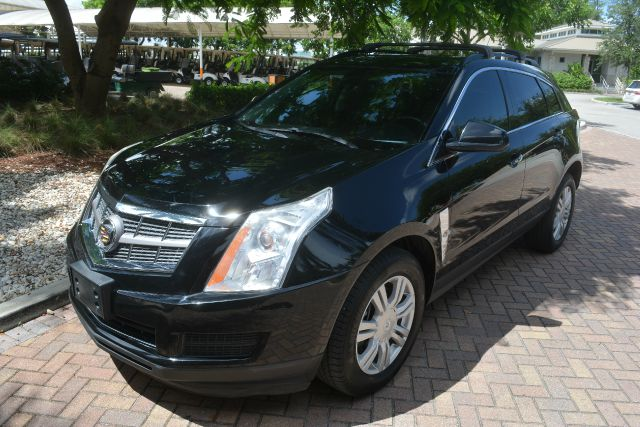 2011 CADILLAC SRX BASE 4DR SUV black dollars plus car truly has the best prices  market price for