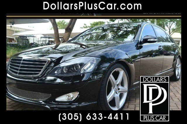 2009 MERCEDES-BENZ S-CLASS S550 black this custom mercedes-benz s550 is an incredible vehicle that