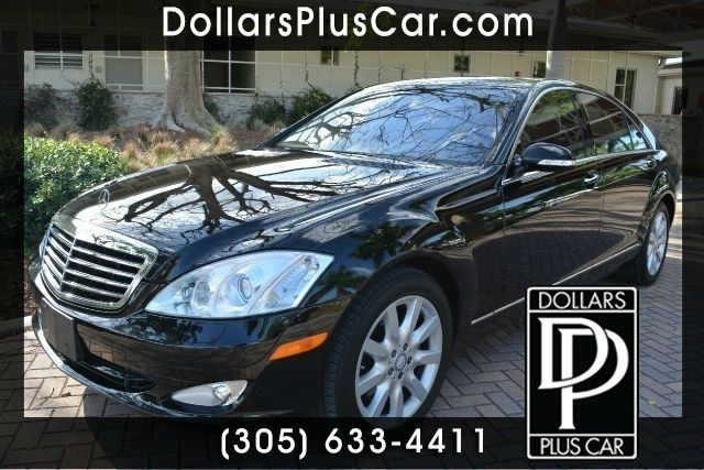 2009 MERCEDES-BENZ S-CLASS S550 4MATIC AWD 4DR SEDAN black dollars plus car truly has the best pri