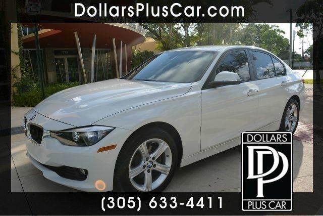 2013 BMW 3 SERIES 328I 4DR SEDAN white dollars plus car truly has the best prices   average mark