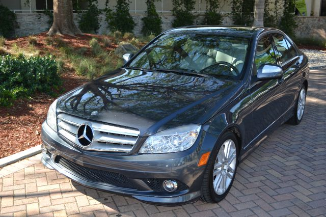2009 MERCEDES-BENZ C-CLASS C300 SPORT SEDAN gray we have financing available for all yours financi