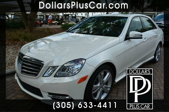 2013 MERCEDES-BENZ E-CLASS E350 LUXURY 4DR SEDAN white dollars plus car truly has the best prices