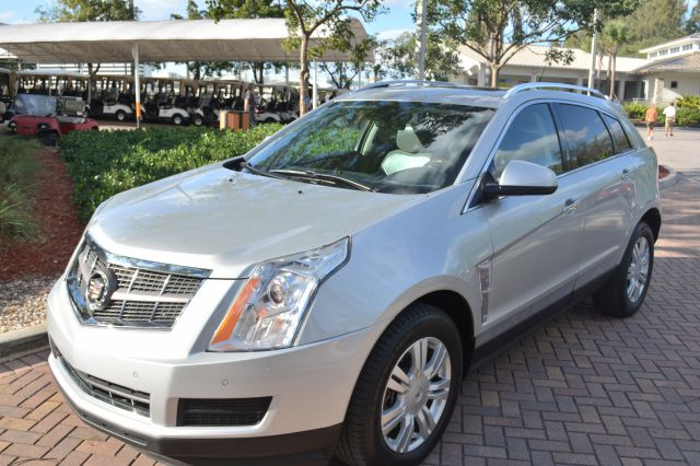 2011 CADILLAC SRX LUXURY COLLECTION silver dollars plus car truly has the best prices     market
