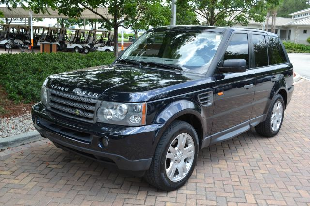 2006 LAND ROVER RANGE ROVER SPORT HSE blue we have financing available for all yours financial nee