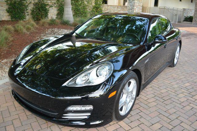 2011 PORSCHE PANAMERA BASE 4DR SEDAN black dollars plus car truly has the best prices   average m