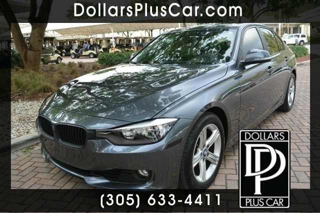 2013 BMW 3 SERIES 328I 4DR SEDAN SULEV gray dollars plus car truly has the best prices   average