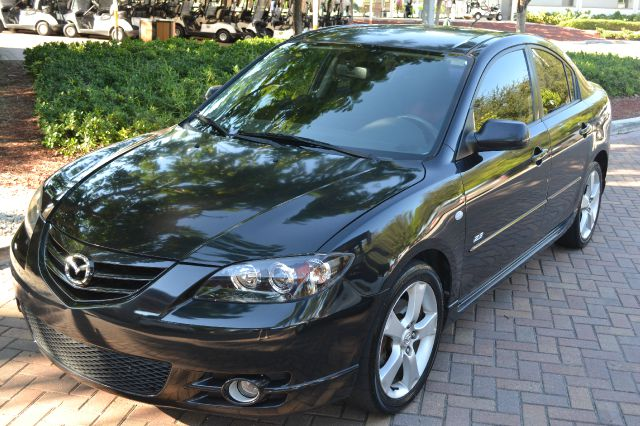 2006 MAZDA 3 S 4-DOOR black we have financing available for all yours financial needs  you just c