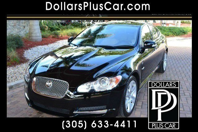 2009 JAGUAR XF LUXURY black dollars plus car truly has the lowest prices   market price for this
