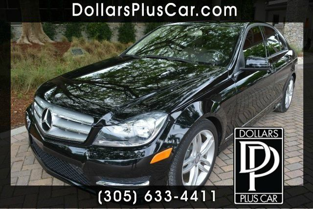 2013 MERCEDES-BENZ C-CLASS C250 LUXURY 4DR SEDAN black dollars plus car truly has the lowest price