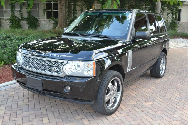 2006 LAND ROVER RANGE ROVER SUPERCHARGED black we have financing available for all yours financial
