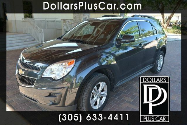 2012 CHEVROLET EQUINOX LT 4DR SUV W 1LT black dollars plus car truly has the best prices   avera
