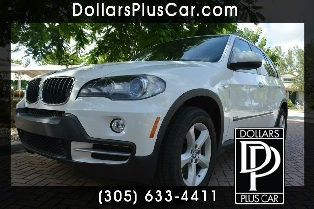 2008 BMW X5 30SI AWD SUV white dollars plus car truly has the best prices   average market price