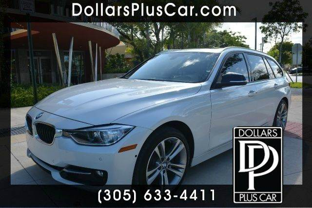 2014 BMW 3 SERIES 328I XDRIVE AWD 4DR WAGON mineral white dollars plus car truly has the best pri