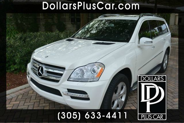 2012 MERCEDES-BENZ GL-CLASS GL450 AWD 4MATIC 4DR SUV white dollars plus car truly has the best pri