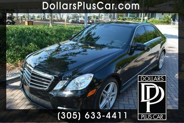 2012 MERCEDES-BENZ E-CLASS E350 LUXURY 4DR SEDAN black dollars plus car truly has the best prices