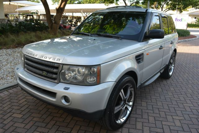 2006 LAND ROVER RANGE ROVER SPORT HSE 4DR SUV 4WD silver dollars plus car truly has the best price
