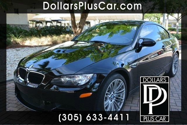 2011 BMW M3 BASE M3 2DR COUPE black dollars plus car truly has the best prices   average market