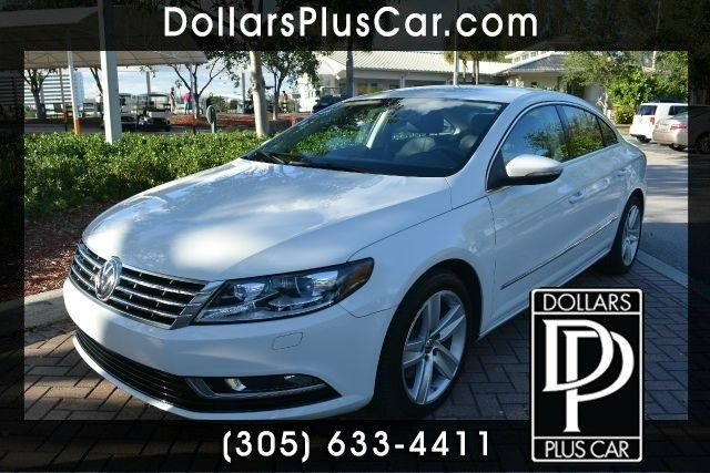 2013 VOLKSWAGEN CC SPORT 4DR SEDAN 6A white dollars plus car truly has the lowest prices   marke