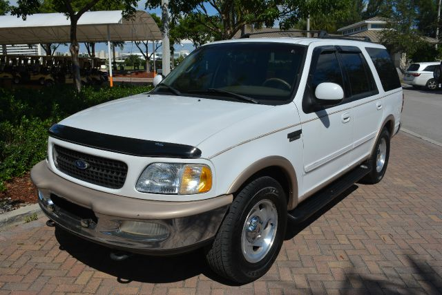 1998 FORD EXPEDITION EDDIE BAUER 4DR 4WD SUV white dollars plus car truly has the best prices   a