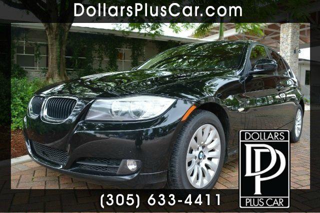 2009 BMW 3 SERIES 328I 4DR SEDAN SA black dollars plus car truly has the best prices   average ma