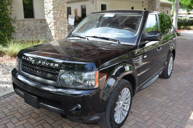 2011 LAND ROVER RANGE ROVER SPORT HSE 4X4 4DR SUV black pictures coming soon   g       all of ou