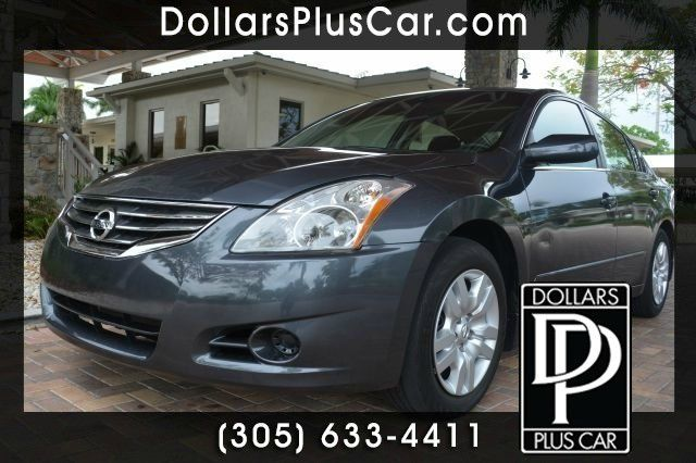 2011 NISSAN ALTIMA 25 S 4DR SEDAN gray dollars plus car truly has the lowest prices   market pri