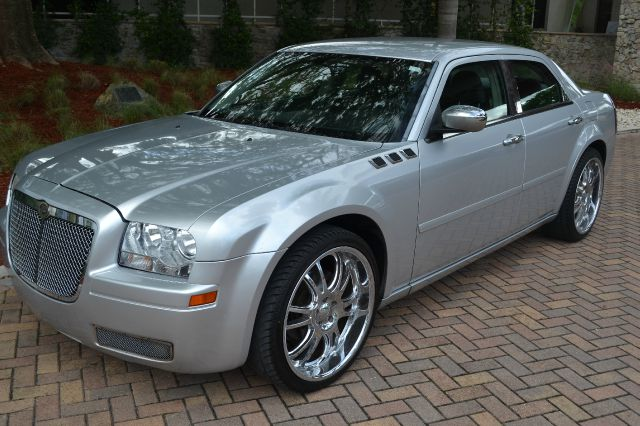 2005 CHRYSLER 300 BASE silver we have financing available for all yours financial needs  you just