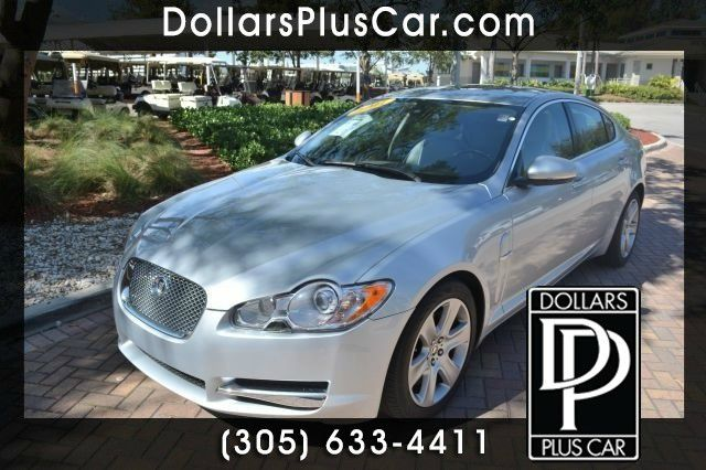 2011 JAGUAR XF XF silver dollars plus car truly has the lowest prices   market price for this jag