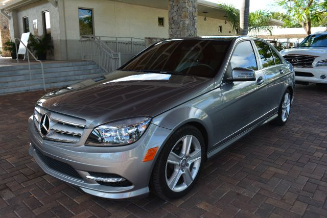 2011 MERCEDES-BENZ C-CLASS C300 SPORT 4DR SEDAN silver dollars plus car truly has the lowest price