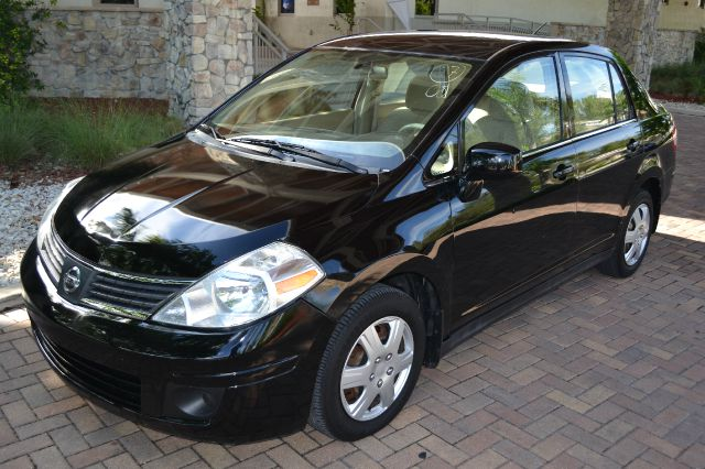 2008 NISSAN VERSA 18 SL SEDAN black we have financing available for all yours financial needs  y