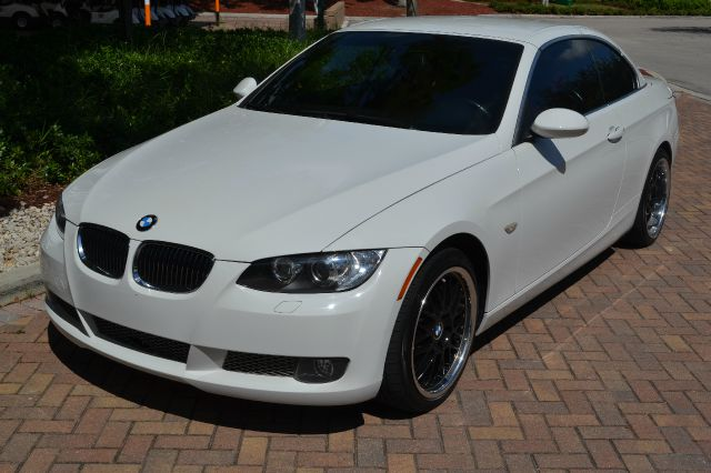 2008 BMW 3 SERIES 335I CONVERTIBLE white this beautiful bmw 335i is sure an attention grabber wher