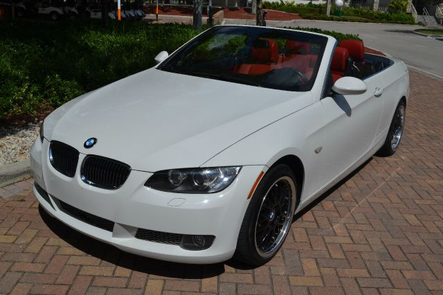2008 BMW 3 SERIES 335I CONVERTIBLE white why not have it all take a look at a beautiful bmw 335