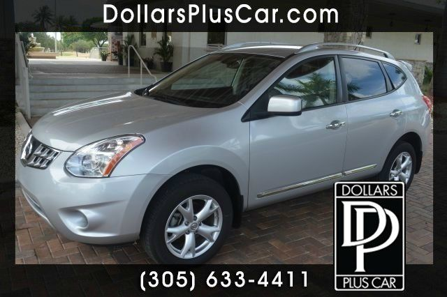 2011 NISSAN ROGUE SV silver dollars plus car truly has the best prices   average market price for