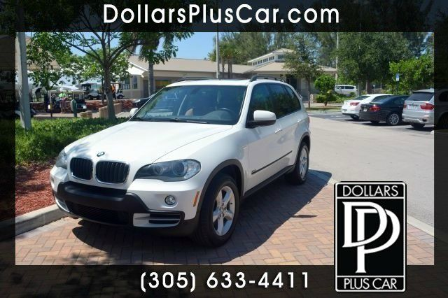 2008 BMW X5 30SI AWD SUV white dollars plus car truly has the best prices market price for this