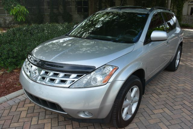 2004 NISSAN MURANO SE 4DR SUV gray dollars plus car truly has the best prices