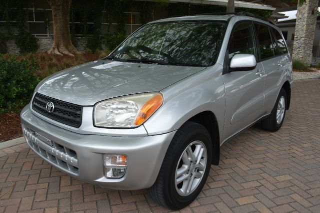 2002 TOYOTA RAV4 BASE 2WD 4DR SUV silver dollars plus car truly has the best prices   average mar