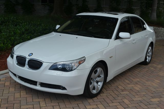 2007 BMW 5 SERIES 530I white we have financing available for all yours financial needs  you just
