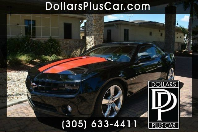 2011 CHEVROLET CAMARO LT 2DR COUPE W2LT black dollars plus car truly has the best cars and the b