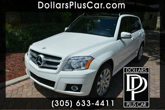 2011 MERCEDES-BENZ GLK-CLASS GLK350 4DR SUV white dollars plus car truly has the best prices    a