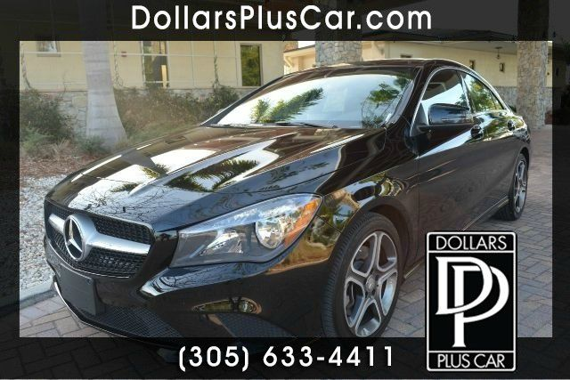 2014 MERCEDES-BENZ CLA-CLASS CLA250 4DR SEDAN black dollars plus car truly has the lowest prices