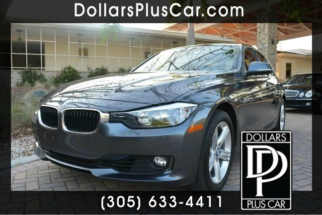 2012 BMW 3 SERIES 328I 4DR SEDAN gray dollars plus car truly has the best prices   average marke