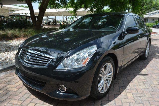 2011 INFINITI G25 SEDAN JOURNEY 4DR SEDAN black dollars plus car truly has the best prices   aver
