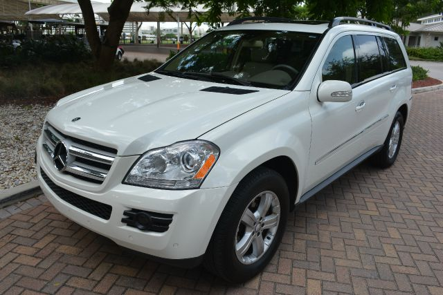2008 MERCEDES-BENZ GL-CLASS GL450 AWD 4MATIC 4DR SUV white dollars plus car truly has the best pri
