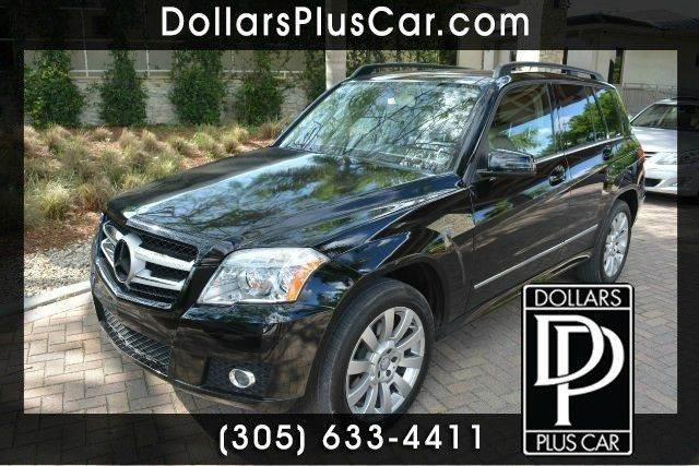 2011 MERCEDES-BENZ GLK-CLASS GLK350 4DR SUV black dollars plus car truly has the best prices    a