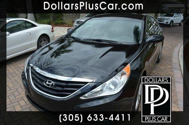 2012 HYUNDAI SONATA GLS AUTO black dollars plus car truly has the lowest prices   market price fo