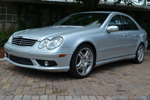 2006 MERCEDES-BENZ C-CLASS C55 AMG SPORT SEDAN silver we have financing available for all yours fi